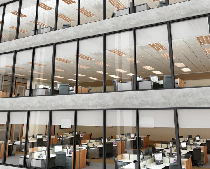 La iluminacin convierte a los edificios en inteligentes  Revista Gadgets