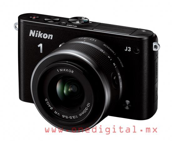 Nikon 1 J3 Negra
