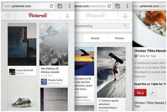 pinterest-web-page-mobile