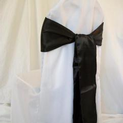 Chair Covers And Sashes Rental Ergonomic Drafting Orland Park Cover 1 Rentals Of Chicago Black Sash One Dollar