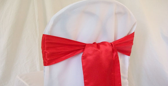 chair cover rental orland park swing newborn 1 rentals of chicago red sash