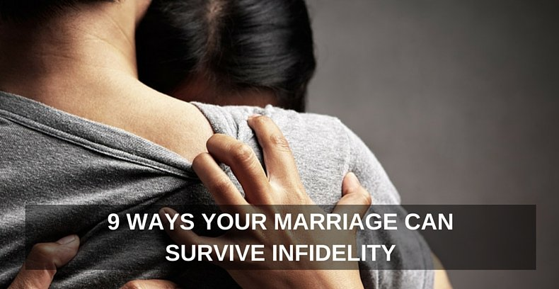 9 Ways Your Marriage Can Survive Infidelity - ONE