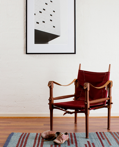 One Fine Print photography print in home
