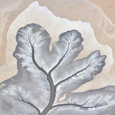 Aerial Desert Art Print