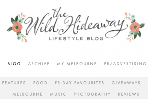 The Wild Hideaway April 2015