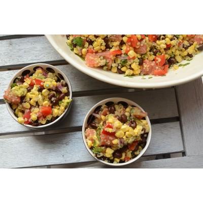 Healthy Recipe: Quinoa, Black Bean and Citrus Salad