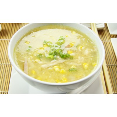 Healthy Recipe: Chicken and Corn Soup