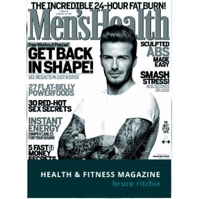 Interview With Mens Health Australia: Fitness Trends for 2015 & How To Stay Relevant