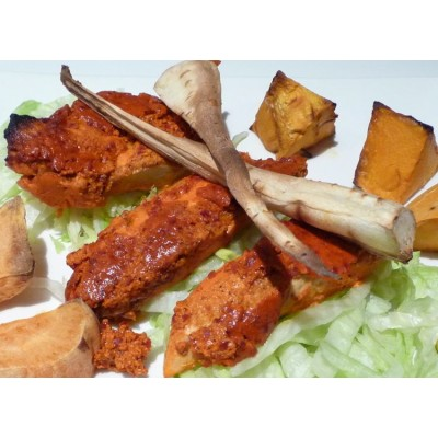 Tandoori Chicken & Sides