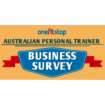Australian Personal Trainer Survey Results 2014