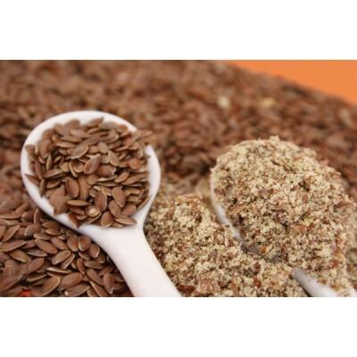 Flaxseeds Reduce Blood Pressure