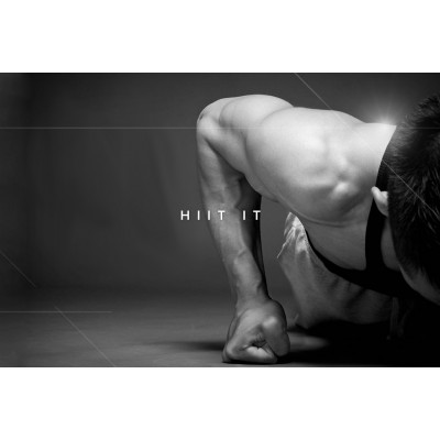 Ten Minutes Of Fat Torching: The HIIT Circuit From Hell