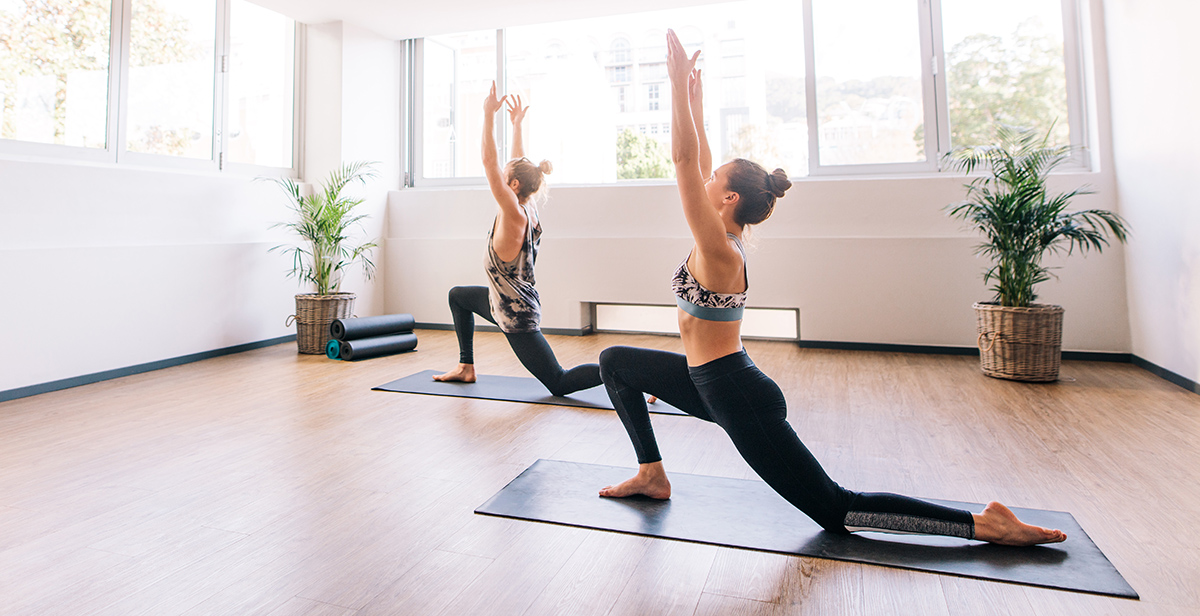 yoga compensation