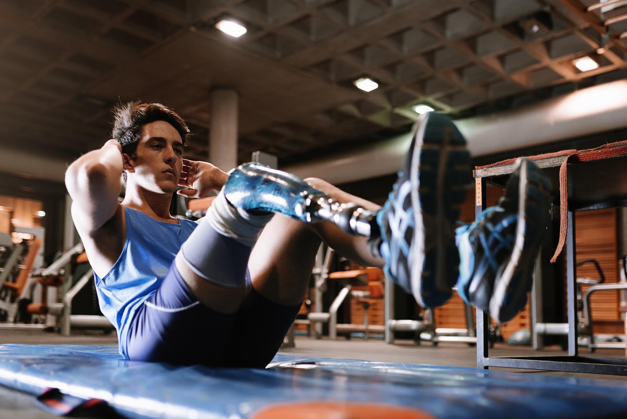 disabled gym