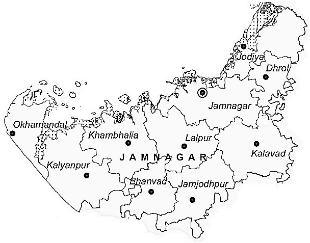 Rajkot Gujarat India Radar Map
