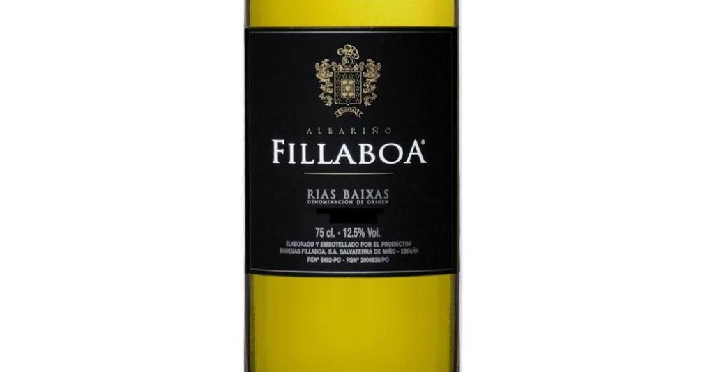 Fillaboa Albarino 2010