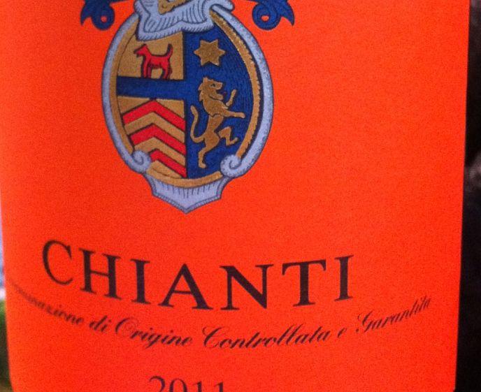 Piccini Orange Label Chianti review