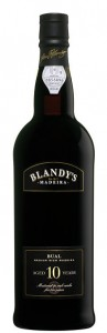 Blandy's Ten Year Old Bual review