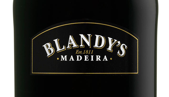 Blandy's Ten Year Old Bual