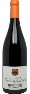 Henry Fessy Moulin-á-Vent 2011 Beaujolais  crus wine