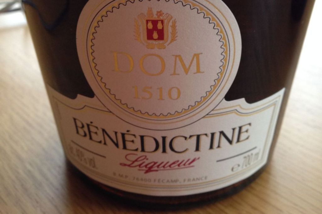 benedictine drink winter warmer