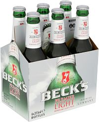 Becks low alcohol beer taste test review