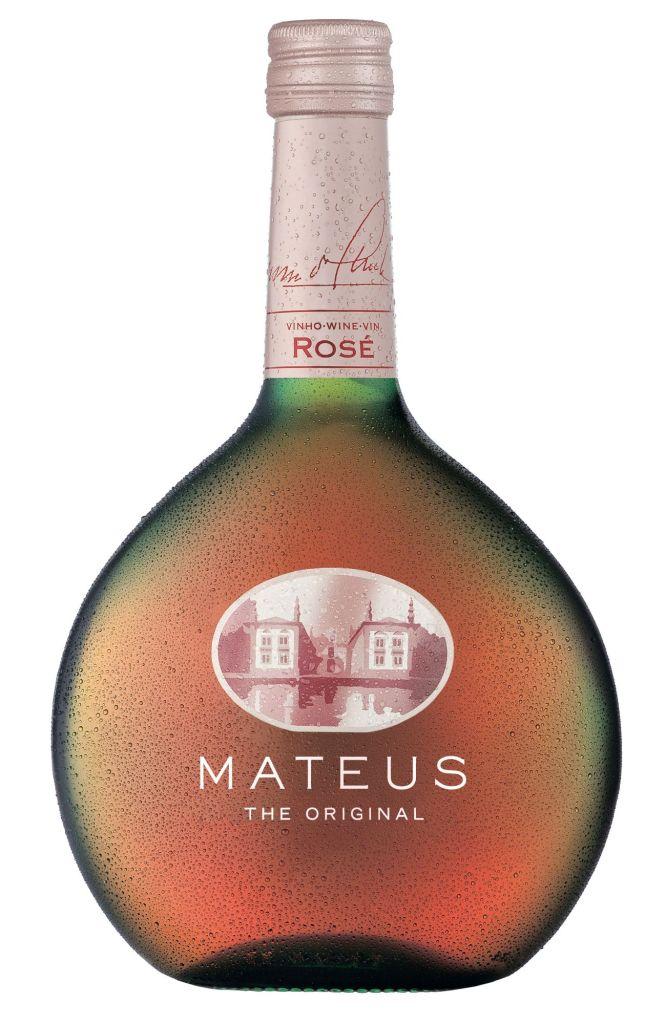 Mateus Rose Original wine