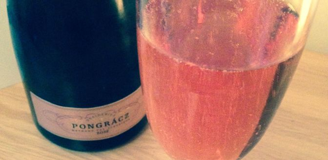 In my glass: Pongracz Sparkling Rosé wine review