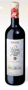 Cepa Lebrel Rioja Doca Joven Lidl wines
