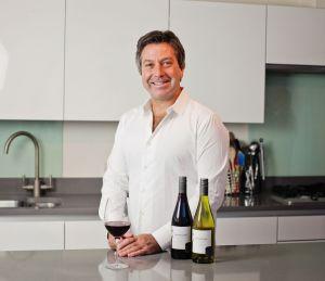 John Torode and McGuigan Wines