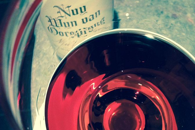Nuy Red Muskadel wine review