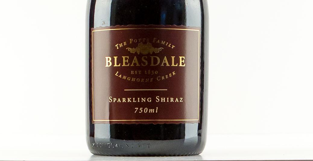 Bleasdale Langhorne Creek Sparkling Shiraz sparkling reds
