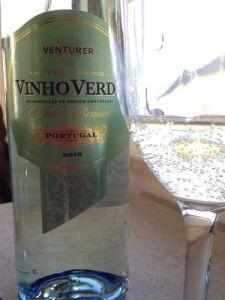 Aldi Venturer Series Vinho Verde wine review