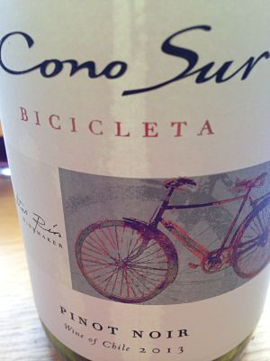 Cono sur bicicleta pinot noir wine reviews