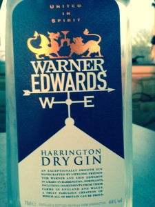 Warner Edwards Harrington Dry Gin