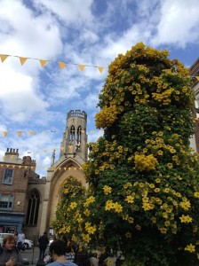York prepares for the Grand Depart 2014