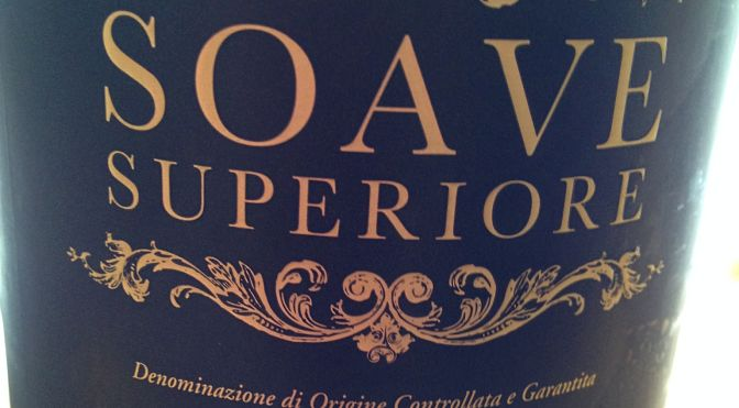 Tesco Finest Soave Classico Superiore review