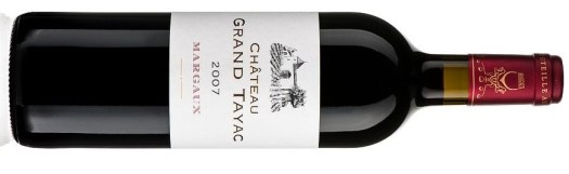 Chateau Grand Tayac Margaux 2007