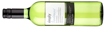 Tesco Simply chardonnay wine review