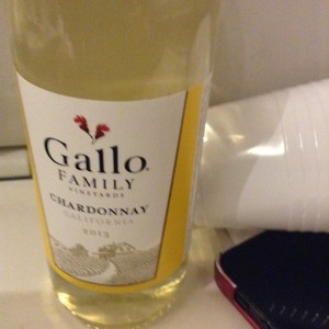 Chardonnay 2013 from Gallo Family Vineyards