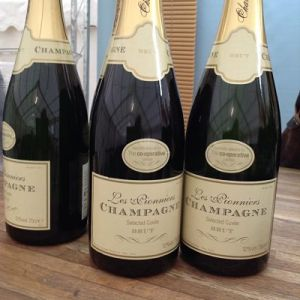 Les Pionniers Champagne review