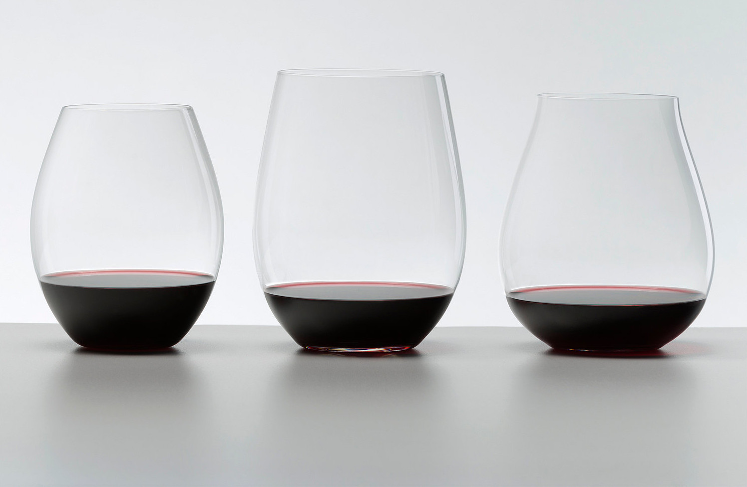 The Big 'O' Red Wine Set from Riedel
