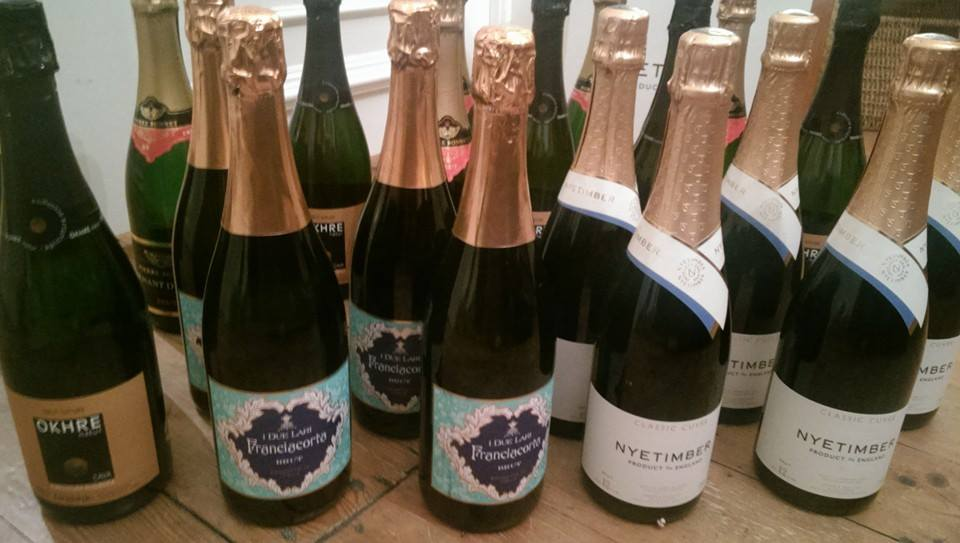 Sparkling wines review