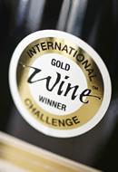 International Wine Challenge Gold medals