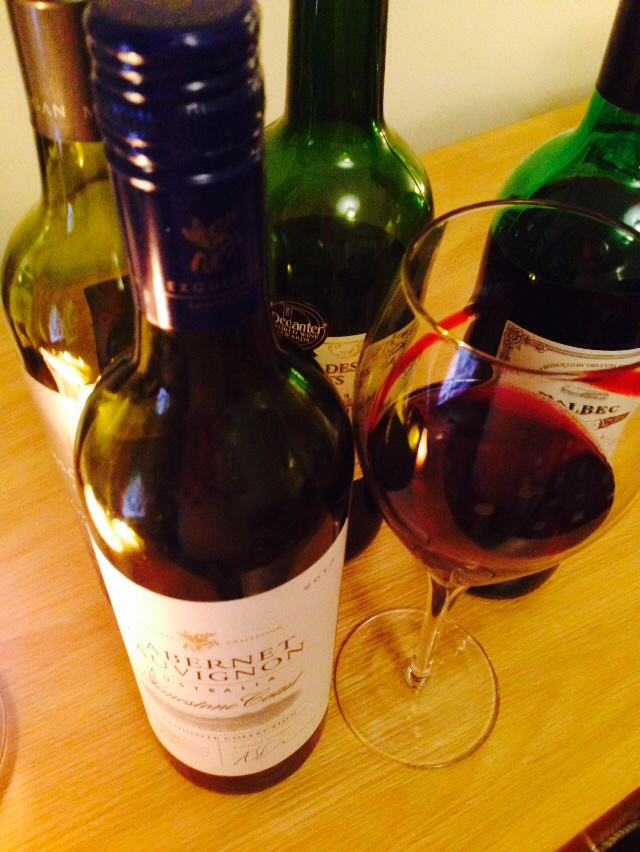 National Yorkshire Pudding Day wine