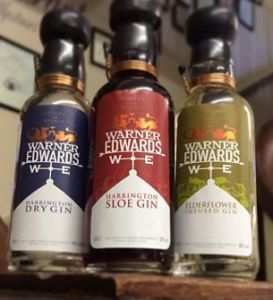 Warner Edwards gin reviews