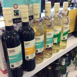Co-op Fairtrade Fortnight wines
