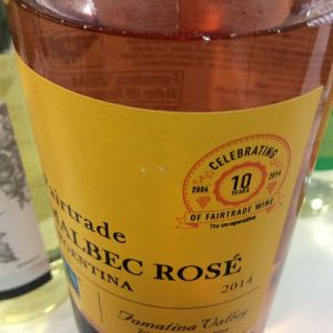 The Co-operative Fairtrade Malbec Rosé