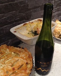 Wine reviews for British Pie Week