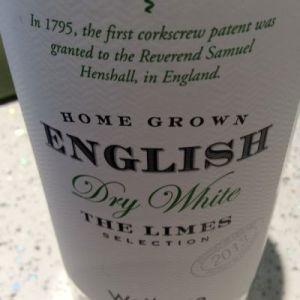English The Limes Selection 2013 wine Waitrose